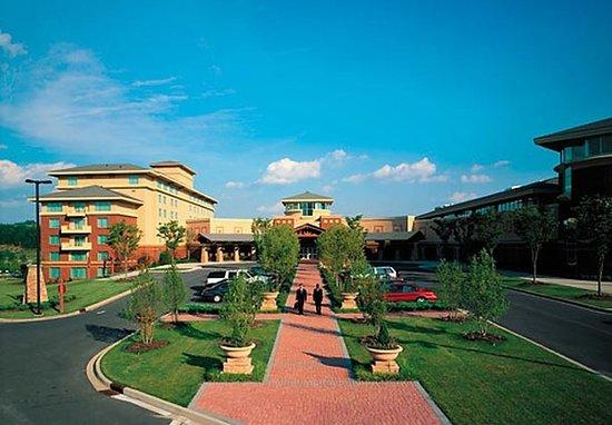 Kingsport, TN: Entrance