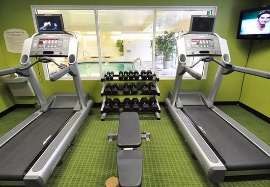 Loveland, Колорадо: Exercise Room