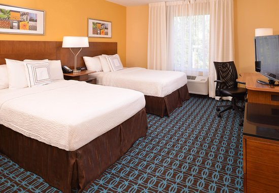 Anderson, SC: Double/Double Guest Room