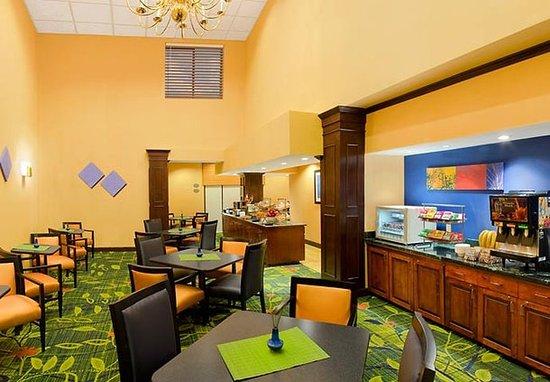 East Point, GA: Breakfast Area