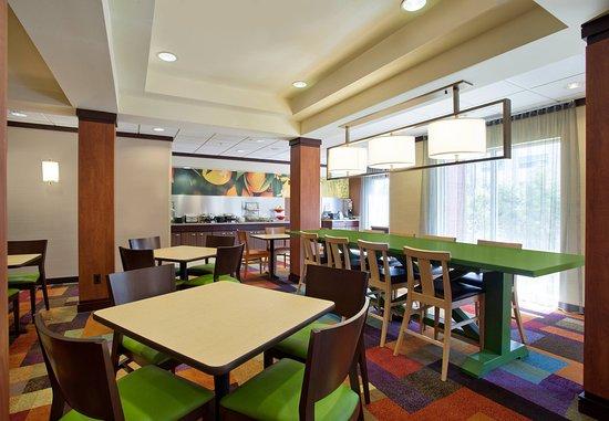Romulus, MI: Dining Area