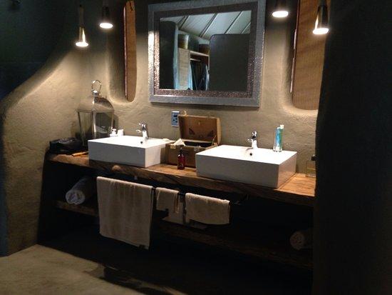 Garonga Safari Camp: Bathroom