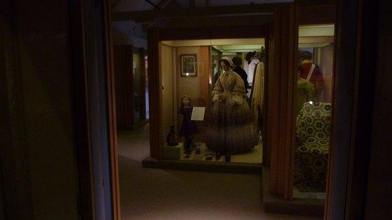Salisbury, UK: Costume Gallery