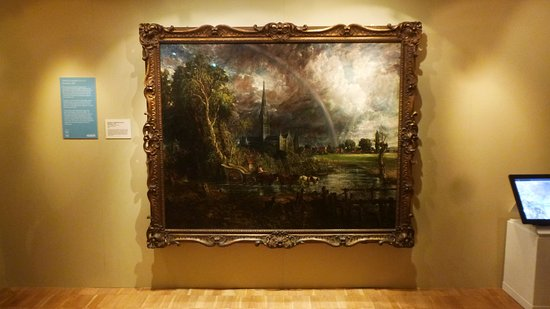 Salisbury, UK: John Constable exhibition