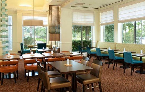 Hilton Garden Inn Jacksonville JTB / Deerwood Park: Lounge