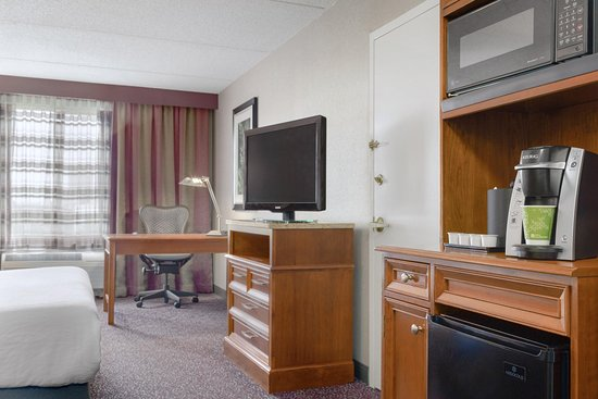 Hilton Garden Inn Springfield: Room Amenities