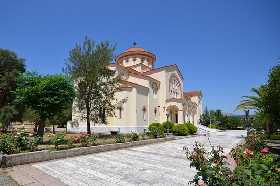 Monastery of Agios Gerasimos