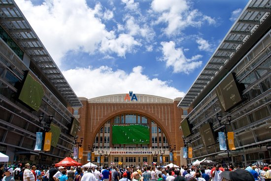 Irving, TX: American Airlines Center