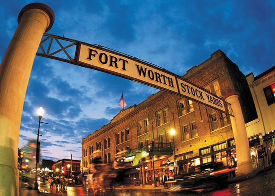 Irving, TX: Ft. Worth Stockyards
