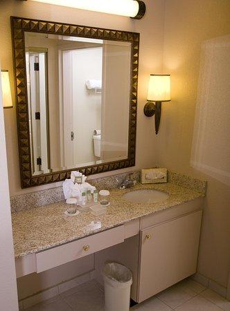 homewood suites by hilton north dallas plano bathroom vanity area - Bathroom Vanities Dallas Area