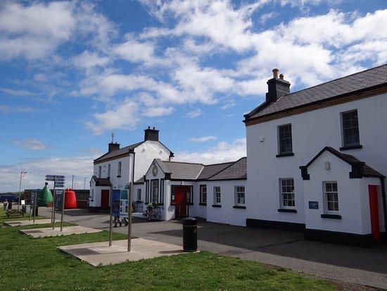 Fethard On Sea, Ireland: L'ancienne maison des gardiens du phare