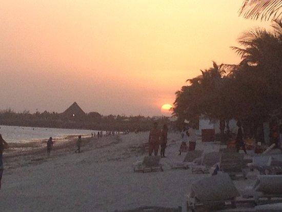 Clubviaggi Resort Twiga Beach & SPA: Spiaggia del Resort