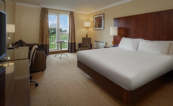 Templepatrick, UK: Double Hilton Deluxe