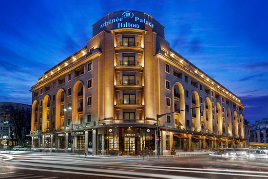 ‪Athenee Palace Hilton Bucharest‬
