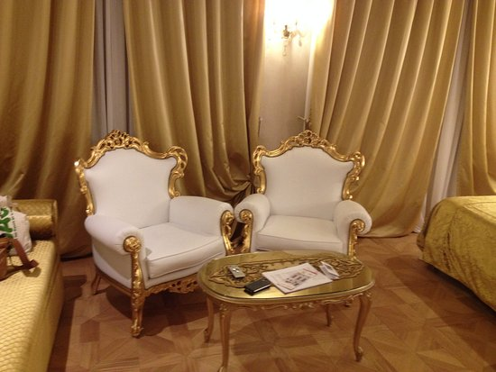 Hotel Savoia & Jolanda: Comfortable