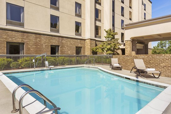Hampton Inn Birmingham I-65/Lakeshore Drive: Swimming Pool