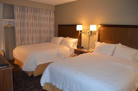 Pineville, NC: 2 Queen Room