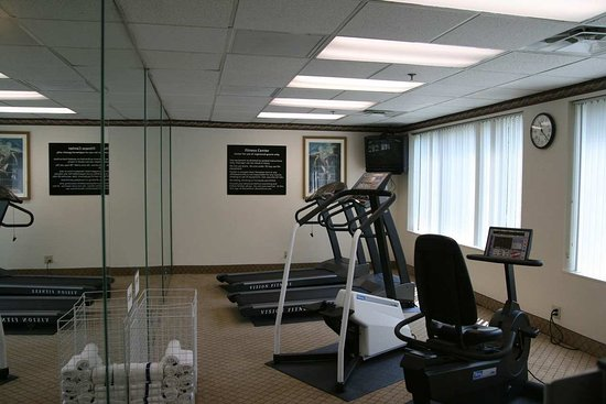 Pineville, NC: Fitness Room