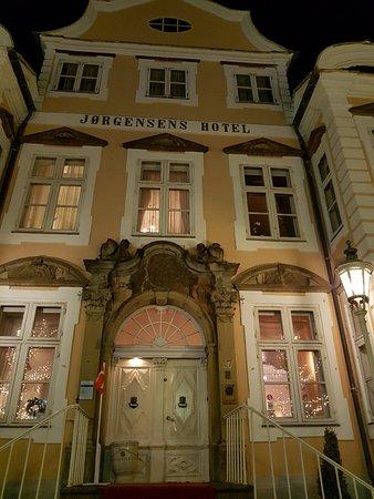Best Western Jørgensens Hotel: Wejście do hotelu