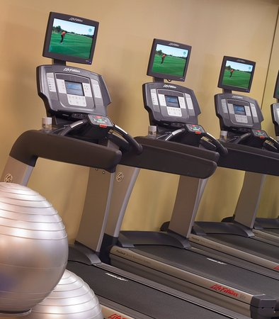 Downers Grove, Илинойс: Cardio Work Out Facilities