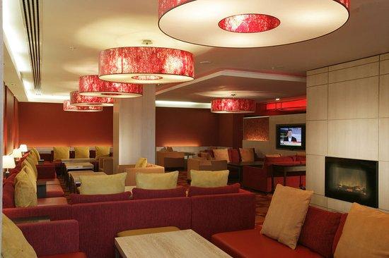 Pillo Hotel Ashbourne: Lounge