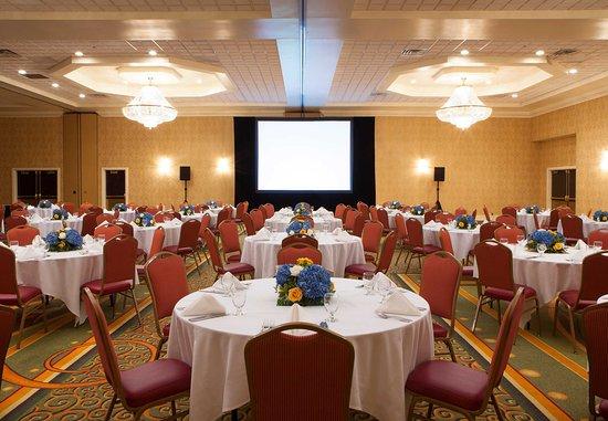 Ypsilanti, MI: Gerald R. Ford Presidential Ballroom