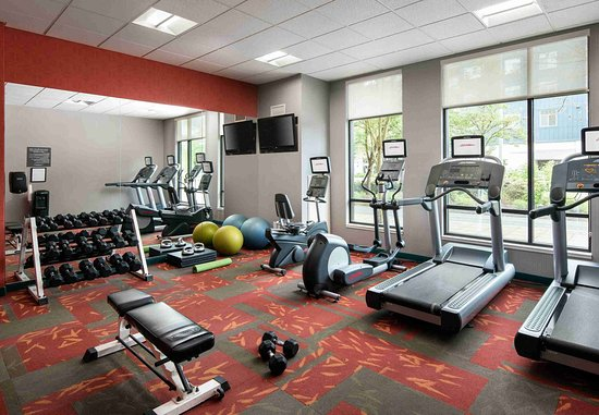 Redmond, WA: Fitness Center