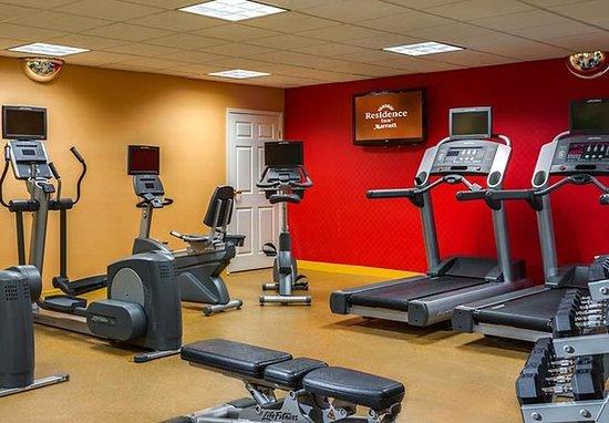Pleasanton, Kaliforniya: Fitness Center