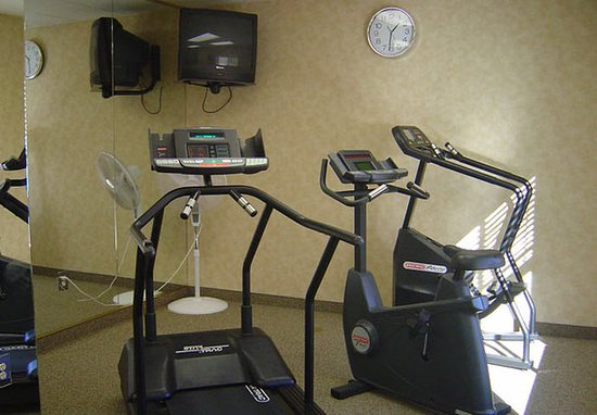 San Mateo, CA: Fitness Center