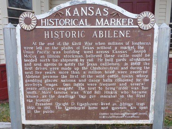 Historic Abilene, Cow Town
