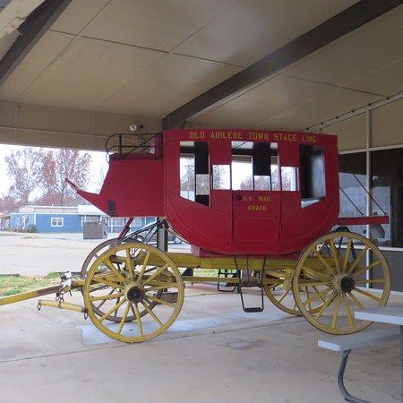 Abilene, Κάνσας: Mail Coach