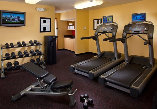 Harahan, LA: Fitness Center