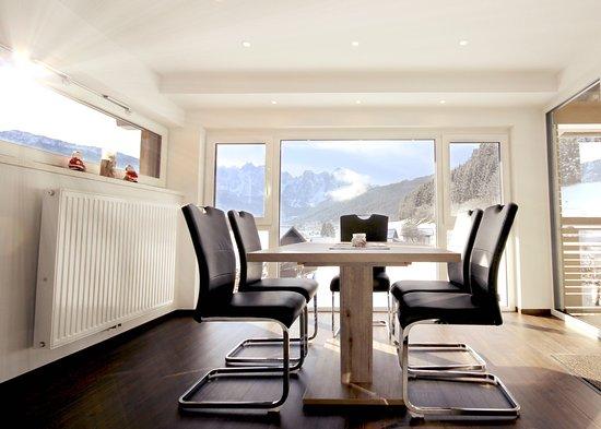 Gosau, Αυστρία: Panorama Aussicht