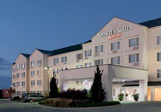 SpringHill Suites Kansas City Overland Park