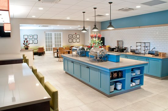 Lewisburg, PA: Breakfast Servery