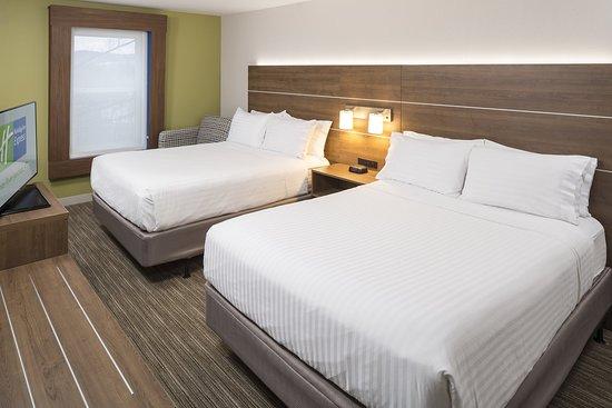 White River Junction, VT : Guest Room