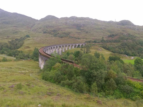 Glenfinnan, UK: Viaduc