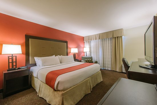 Holiday Inn Mt. Kisco (Westchester Cty): King Bed Guest Room