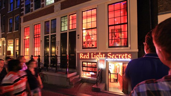 Museum of Prostitution - Red Light Secrets (Amsterdam) - 2020 ...