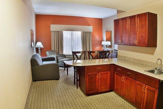 McDonough, GA: Seating area of Executive Suite