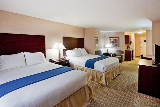 McDonough, GA: Double Bed Guest Room