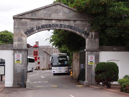 Мидлтон, Ирландия: L'entrée