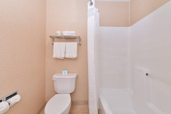 Oswego, IL: Guest bathroom