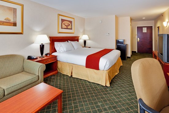 New Milford, Πενσυλβάνια: King Leisure Guest Room