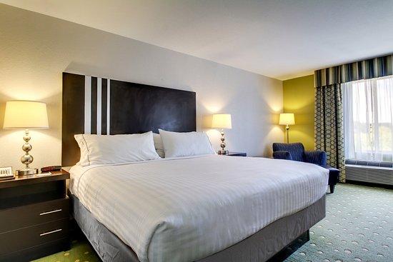 Live Oak, ฟลอริด้า: King Bed Guest Room