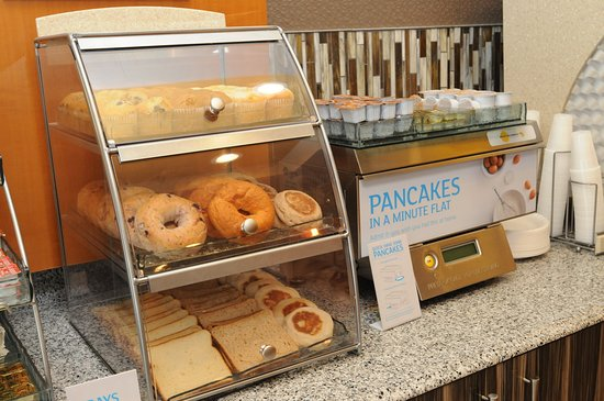 Natchitoches, LA: Express Start Breakfast Bar