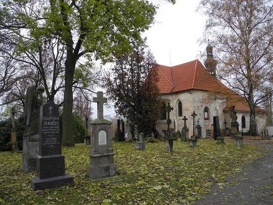 Pilsen, República Checa: Plzeň, Mikulášský hřbitov