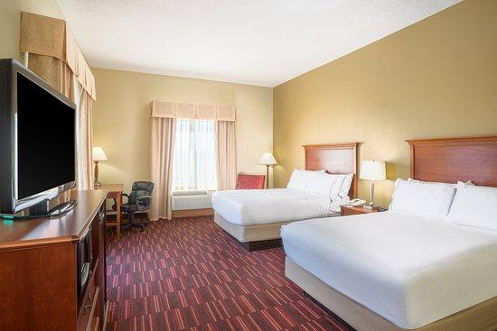 Woodbridge, VA: Two Double Bed Guest Room
