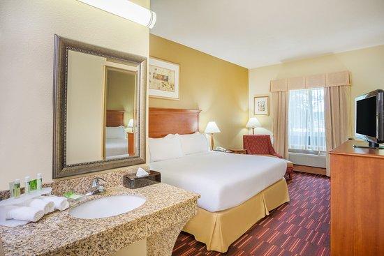Woodbridge, VA: ADA/Handicapped accessible King Guest Room