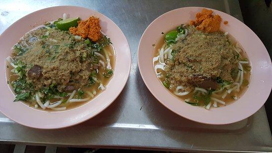 Din Laksa Teluk Kechai Alor Setar Restaurant Reviews